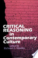Critical Reasoning in Contemporary Culture