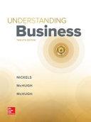 Loose-Leaf Edition Understanding Business