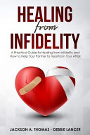 Healing From Infidelity Book