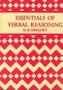 Essentials of Verbal Reasoning