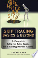 Skip Tracing Basics   Beyond