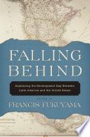 Falling Behind Book