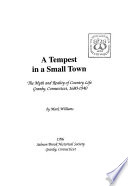 A Tempest in a Small Town