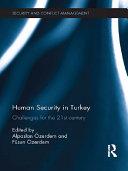 Human Security in Turkey Pdf/ePub eBook