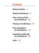 Betty Crocker s Barbecue Cookbook Book PDF