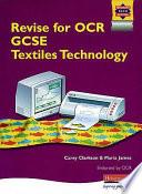 Revise for OCR GCSE Textiles Technology
