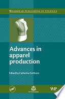 Advances in Apparel Production Book