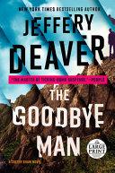 The Goodbye Man Book