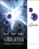 Cover of Simulation Using ProModel