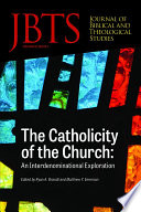 Journal Of Biblical And Theological Studies Issue 5 2