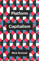 Platform Capitalism Book Cover