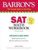 Barron s SAT Math Workbook