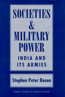 Societies and Military Power