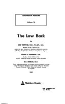 The Low Back Book