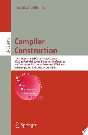 [pdf - epub] Compiler Construction - Read eBooks Online