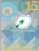 Kleppner s Advertising Procedure