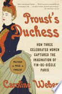 Read Online Proust's Duchess For Free
