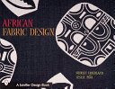 African Fabric Design Book