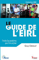 Le guide de l'EIRL