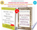 DALE CARNEGIE   NAPOLEON HILL BEST SELLER COMBO  HOW TO WIN FRIENDS AND INFLUENCE PEOPLE  ILLUSTRATED    SUCCESS THROUGH A POSITIVE MENTAL ATTITUDE