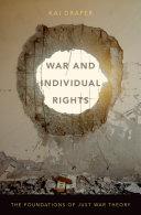 War and Individual Rights [Pdf/ePub] eBook