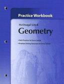 Geometry  Grades 9 12 Practice Workbook