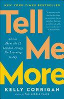 Tell Me More Pdf/ePub eBook