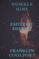 NUMBER NINE Esoteric Diaries ebook