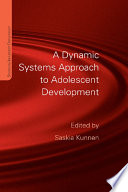 A Dynamic Systems Approach To Adolescent Development Book PDF