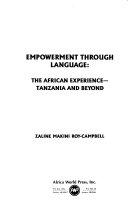 Empowerment Through Language Book