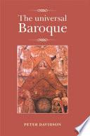 The universal Baroque