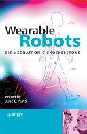 Wearable Robots [Pdf/ePub] eBook