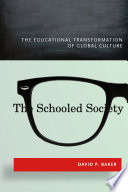 The Schooled Society