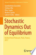 Stochastic Dynamics Out of Equilibrium