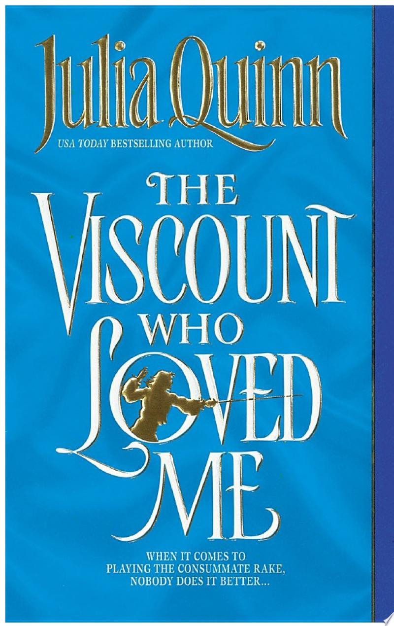 The Viscount Who Loved Me banner backdrop