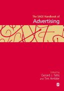The SAGE Handbook of Advertising Book