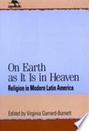 On Earth as it is in Heaven Book PDF