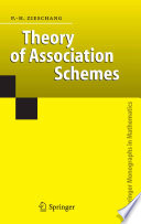 Theory of Association Schemes