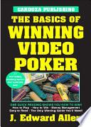 Basics Of Winning Video Poker Book PDF