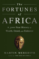 Pdf The Fortunes of Africa Telecharger