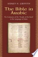 The Bible in Arabic