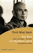 Das Herz von Buddhas Lehre