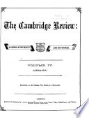 The Cambridge Review