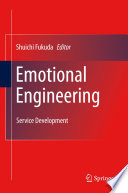 """Emotional Engineering: Service Development"" by Shuichi Fukuda"
