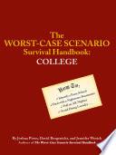 The Worst Case Scenario Survival Handbook  College