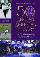 link to 50 events that shaped African American history : an encyclopedia of the American mosaic in the TCC library catalog