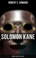 Pdf Solomon Kane - Complete Fantasy Collection Telecharger