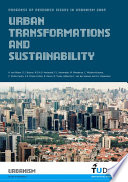 Urban Transformations And Sustainability Book PDF