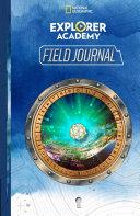 Explorer Academy Field Journal