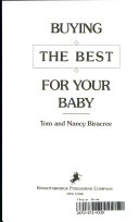 Buying the Best for Your Baby